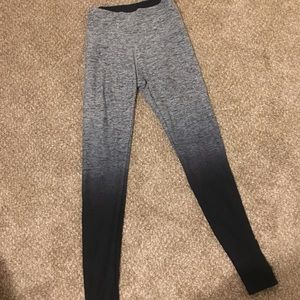 Beyond yoga ombre full length leggings